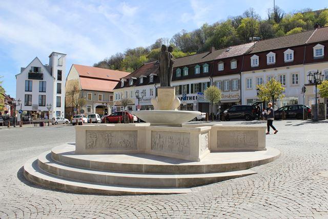 Marktplatz Homburg