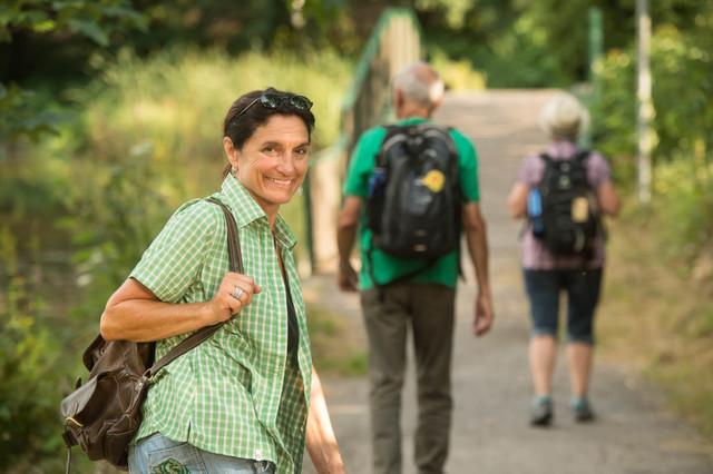 Wandern am Würzbacher Weiher