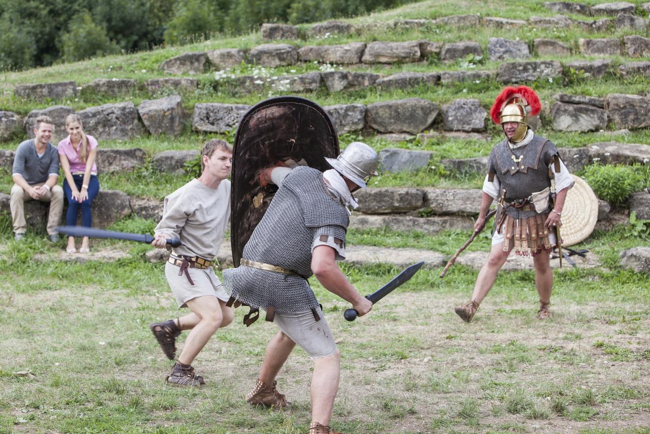Kelten und Römer im Europäischen Kulturpark