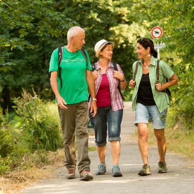 Wanderung durch die Biosphäre Bliesgau