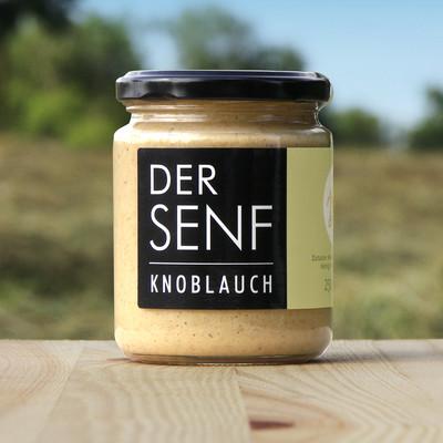 Knoblauch Senf Öl- und Senfmühle Berghof Einöd