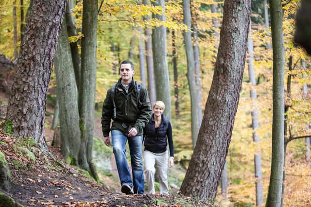 Herbstwandern im Bliesgau