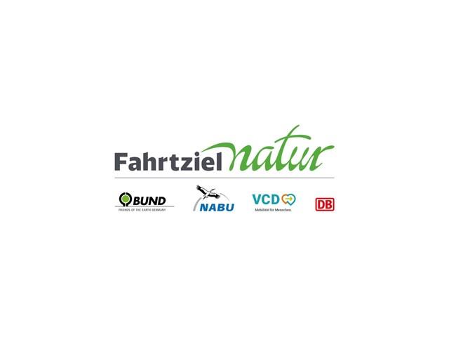 Logo Fahrtziel Natur Webseite