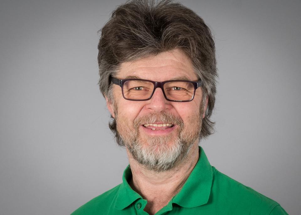 Natur- und Landschaftsführer Hannes Ballhorn