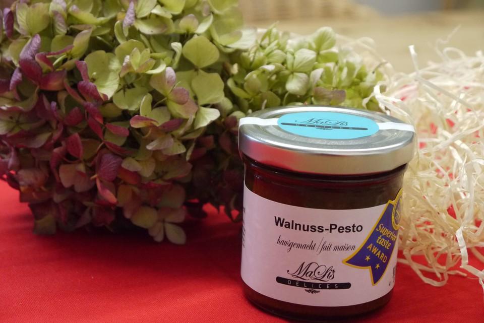 Walnuss Pesto von Ma'Lis Délices auf Gut Hartungshof