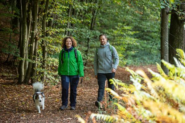 Wandern mit Hund im Bliesgau