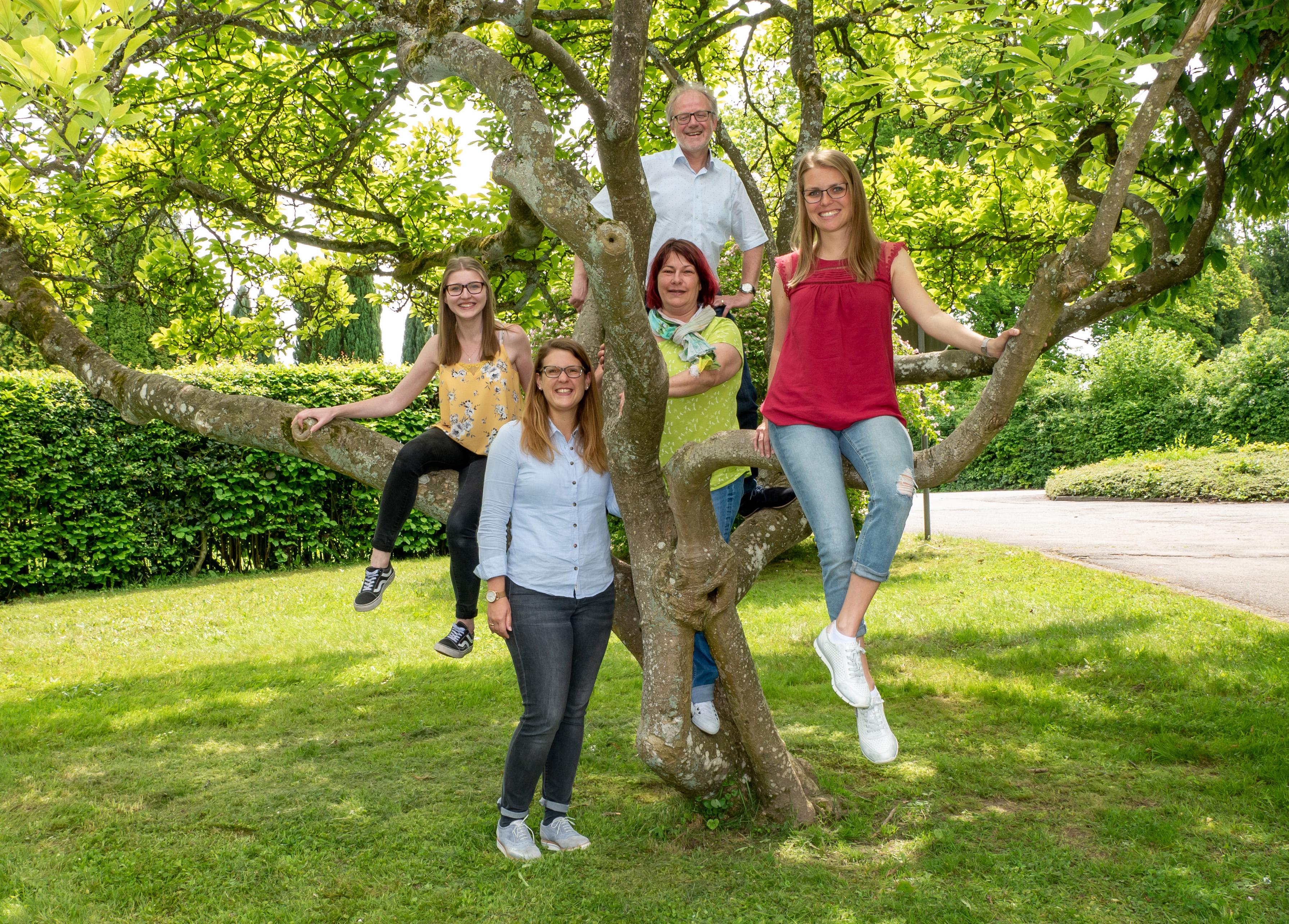 Das Team der Saarpfalz-Touristik