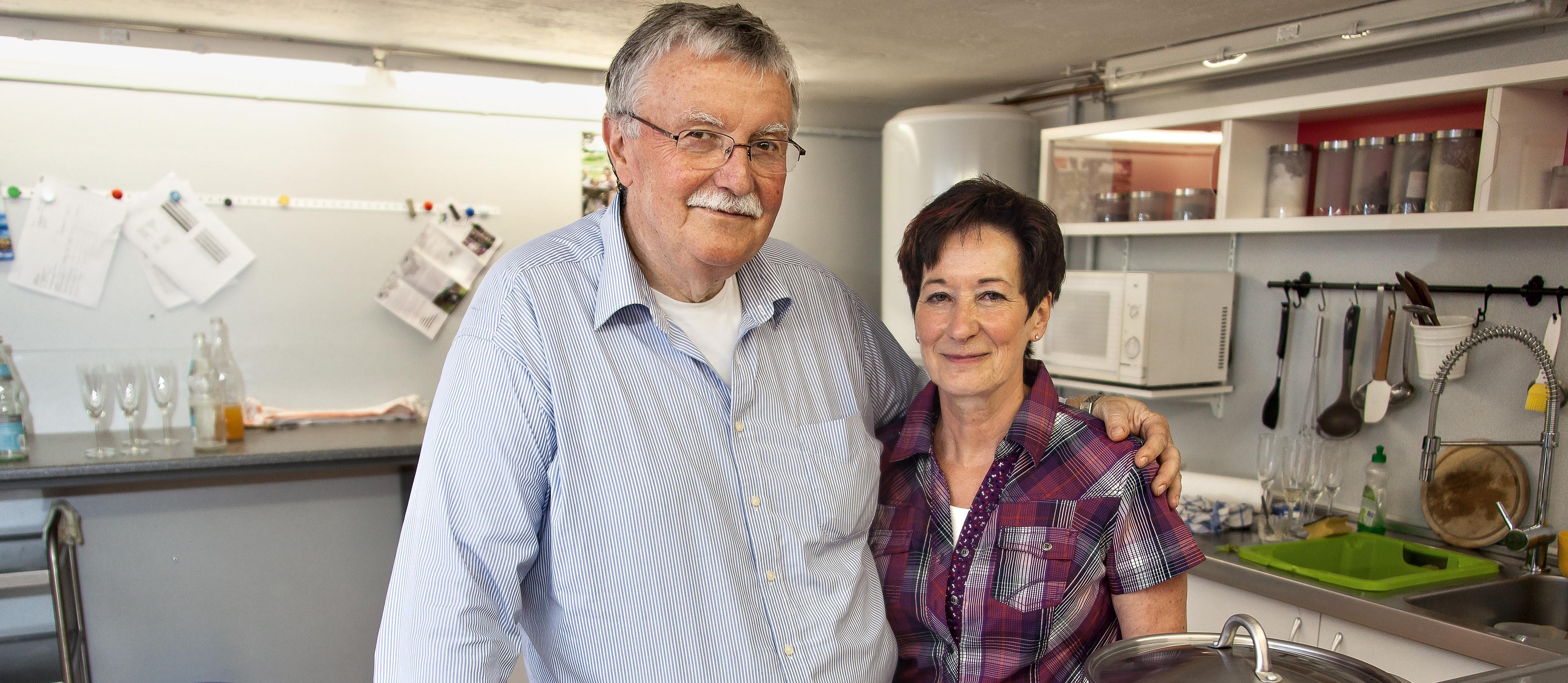 Christine und Wolfgang Breyer