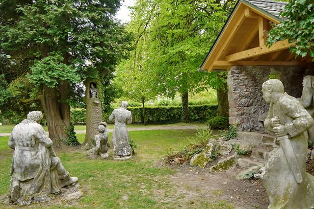 Klostergarten Blieskastel