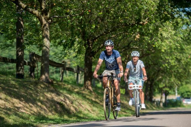 Radfahren im Bliesgau