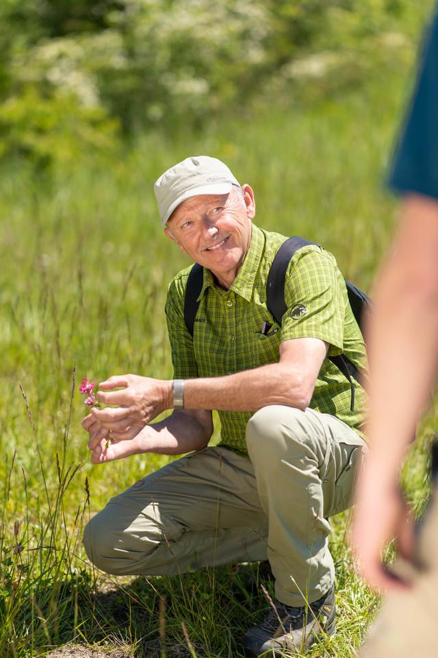 Naturführung im Biosphärenreservat Bliesgau
