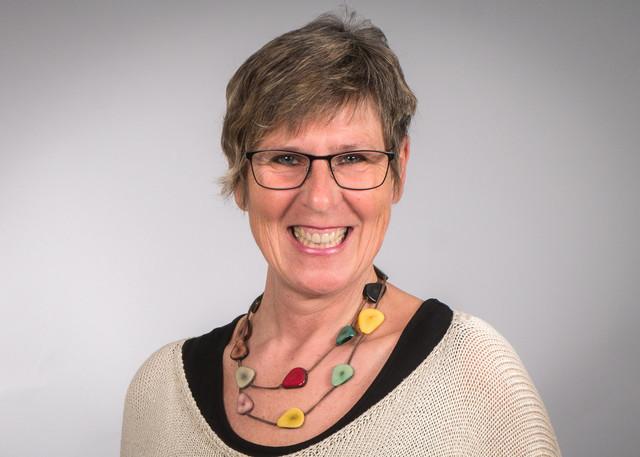 Natur- und Landschaftsführerin Gabriele Sauer