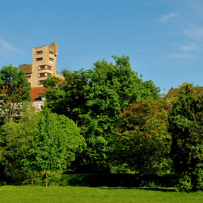 Becker Turm St. Ingbert