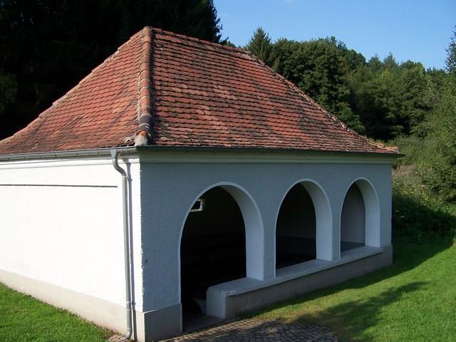 Historisches Waschhaus Oberwürzbach