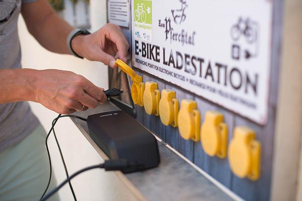 E-Bike Ladestation in Blieskastel-Lautzkirchen
