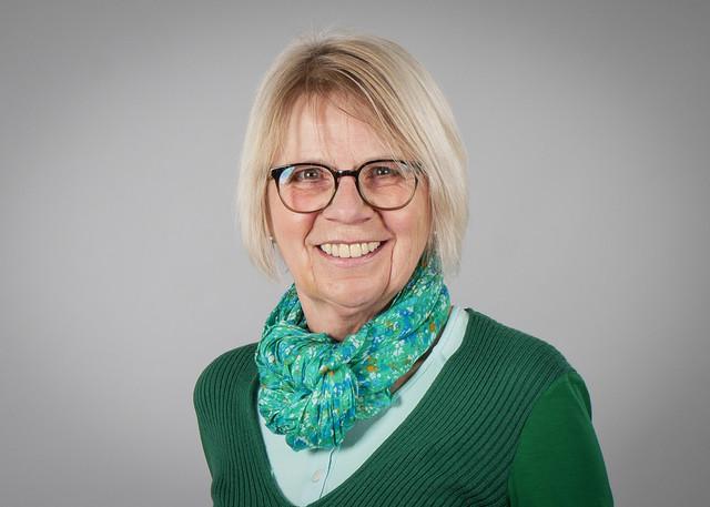 Natur- und Landschaftsführerin Elisabeth Gebhart