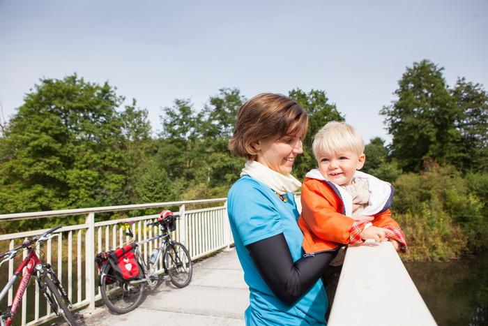 Familientour auf dem Glan-Blies-Radweg