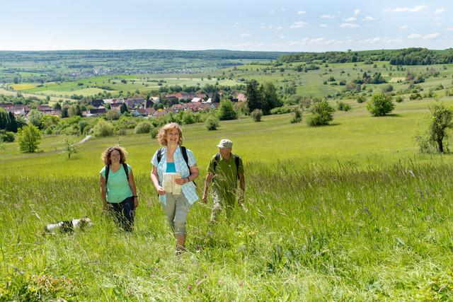 Wandern auf der Bliesgau Tafeltour