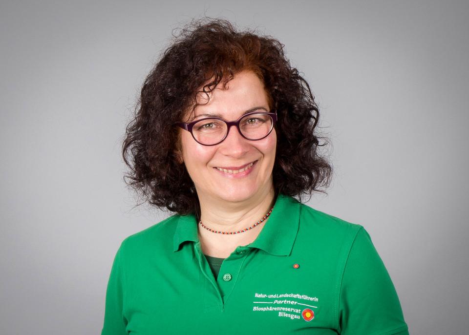 Natur- und Landschaftsführerin Eva Hubert