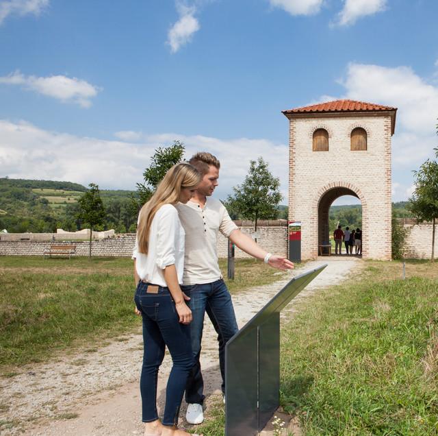 Europäischer Kulturpark Bliesbruck-Reinheim