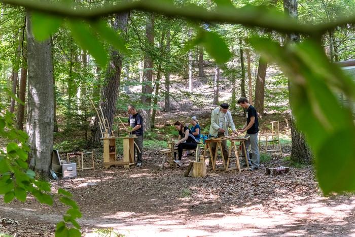 WaldWerken in der Biosphäre Bliesgau