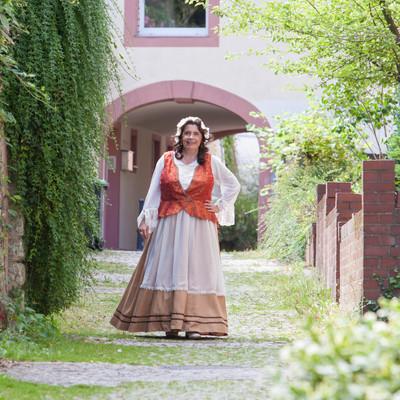 Kostümführung Homburg