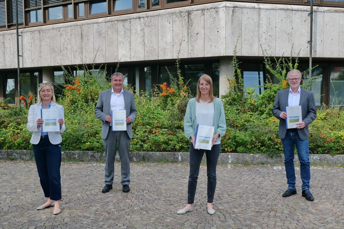 Vorstellung der Tourismuskonzeption 2025 am 14.9.21 in Homburg