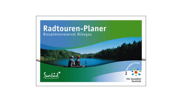Radtourenplaner Bliesgau