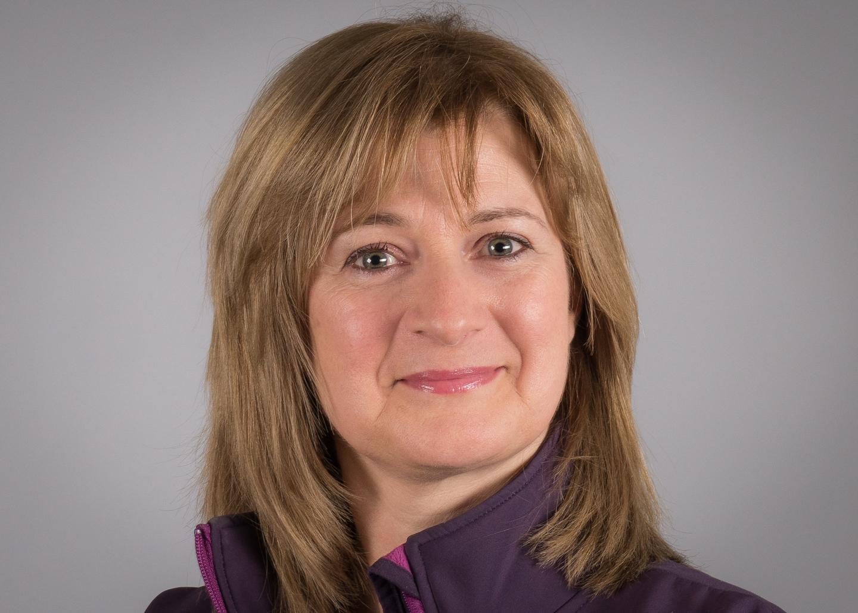 Natur- und Landschaftsführerin Gabi Hoffmann