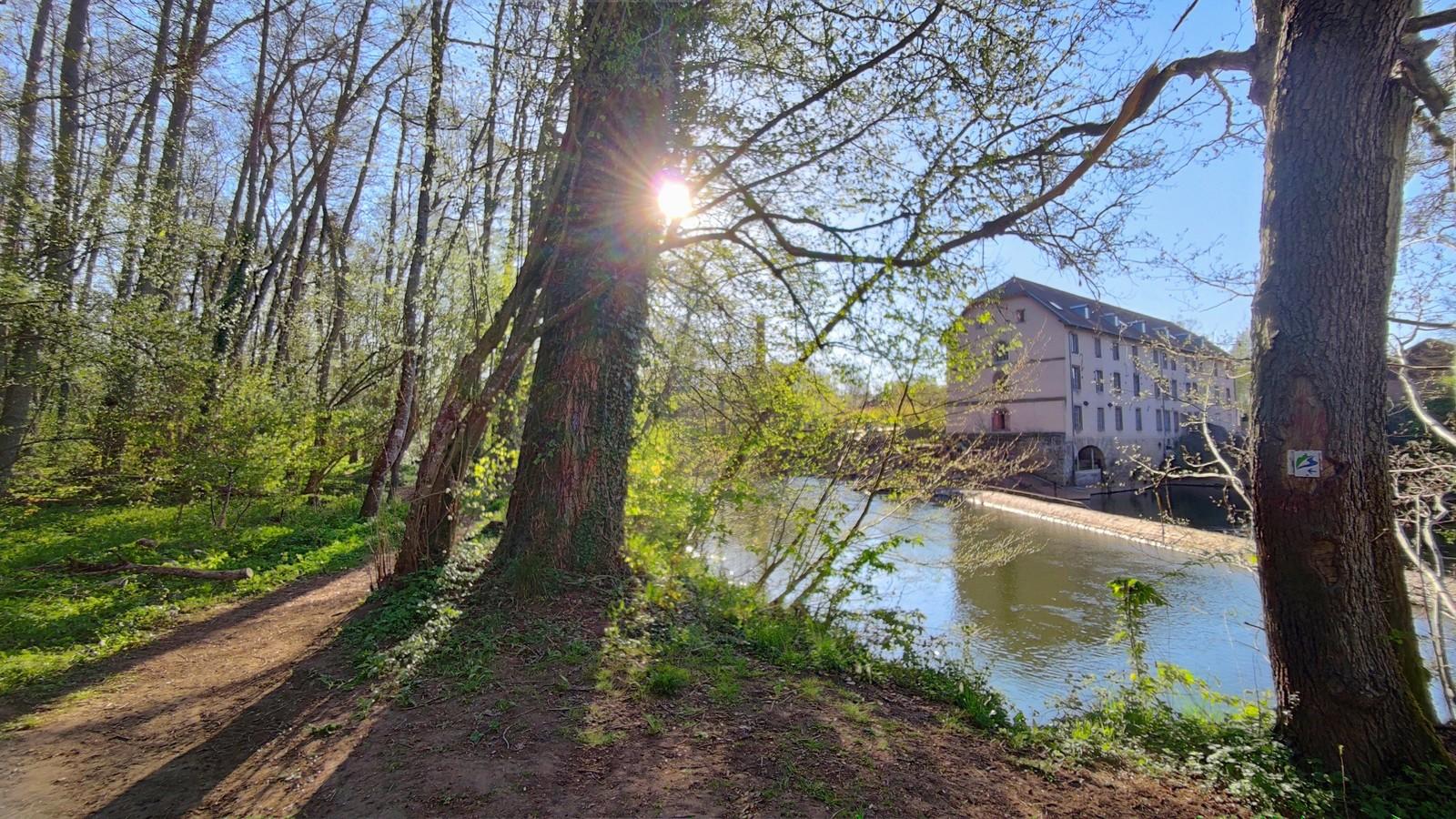Wanderung auf dem Blies-Grenz-Weg in der Biosphäre Bliesgau