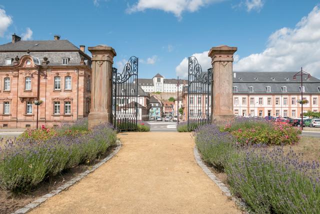 Tor Barockstadt Blieskastel