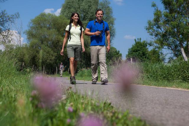 Spazierweg bei Beeden