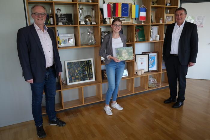 Duale Studentin bei Saarpfalz-Touristik