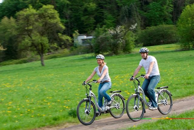 E-Bike Tour in der Biosphäre 2