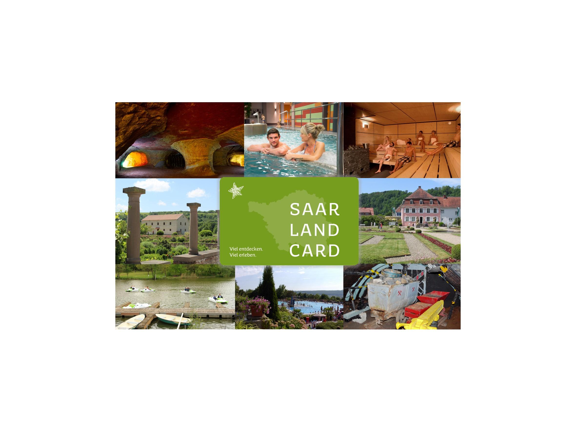 Attraktionen Saarland Card