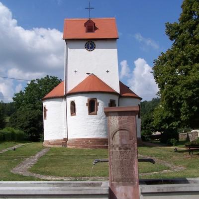 Stephanuskirche Böckweiler