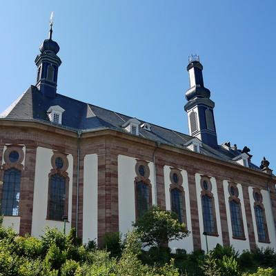 Schlosskirche Blieskastel