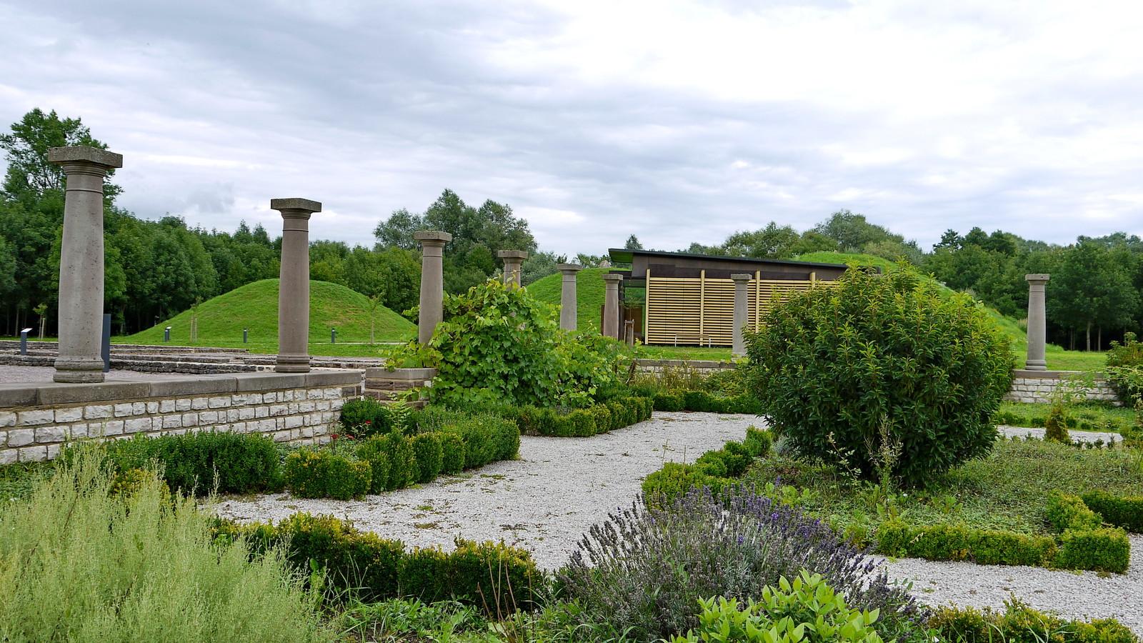 Außengelände Europäischer Kulturpark Bliesbruck-Reinheim