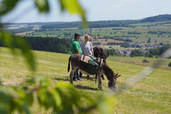 Eselwanderung Bliesgau