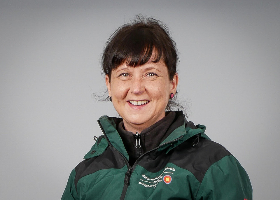 Natur- und Landschaftsführerin Teresa Feld