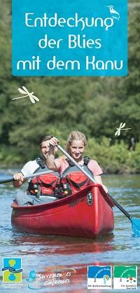Flyer Kanutouren - Klicken zum Download