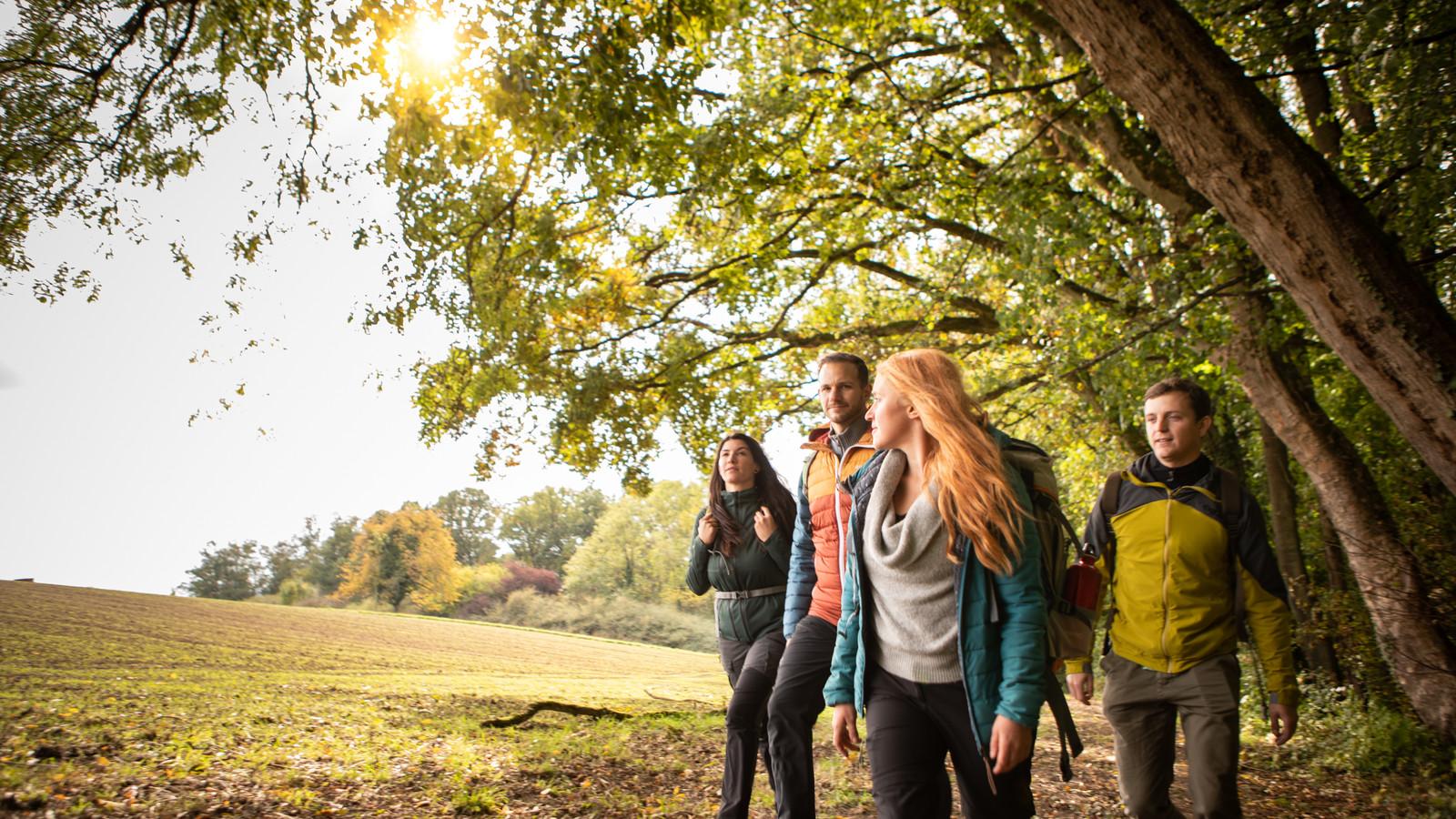 Herbstwanderung im Bliesgau