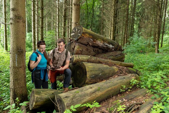 Wandern im Biosphärenreservat Bliesgau