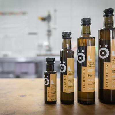 Berghof Einöd Ölverkostung - Leindotter Öl